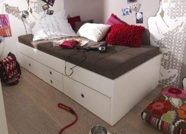 Inspirational Jugendzimmer WELLE Allround Kojenbett mit Schubk sten
