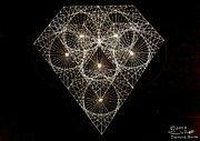 Jason D. Padgett is a number theorist with Acquired Savant Syndrome from Anchorage Alaska, currently living in Tacoma Washinton. The beauty of numbers and their connection to the pure geometry of space time and the universe is shown in his fractal diagrams.