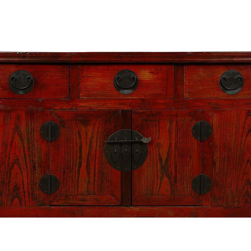 Swell Chinese Antique Carved Sideboard Buffet Table Asian Home Interior And Landscaping Transignezvosmurscom