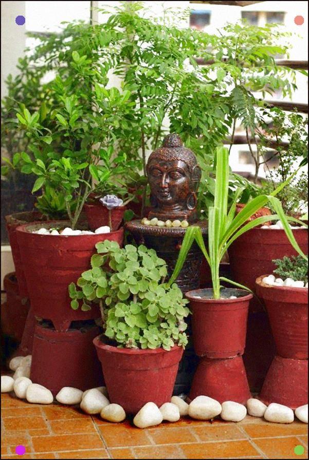Best Balcony Garden Ideas Pune On Home Design Make Easy With Balcony Garden Ideas Pune Diy Home Decor 201 Small Balcony Garden Balcony Plants Garden Plant Pots