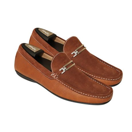 These dressy slip-on shoes sure look comfortable, and they're only $55!  http://www.nomorerack.com/daily_deals/view/334315-salo_new_york_genuine_pebbled_leather___suede_slip_on_driving_shoes