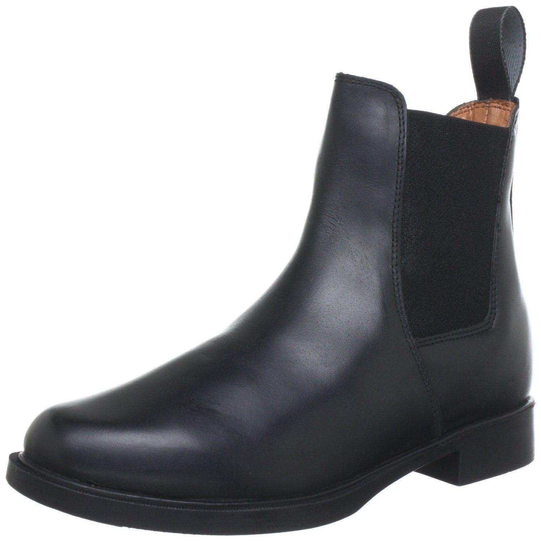 Covalliero botín de montar Villaco, PVC, talla 35