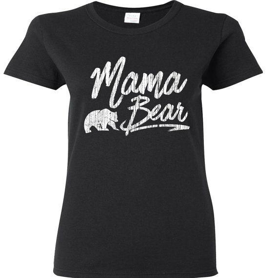 39ee23ad27a Mama Bear Shirt