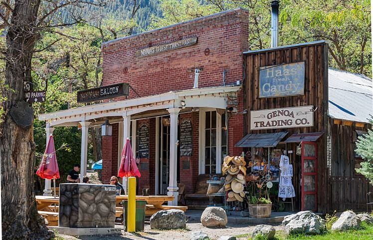 A weekend in the Wild West Nevada's historic towns