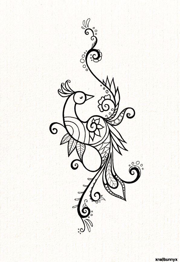 paisley peacock | tatoo | Pinterest | Tatuajes, Bordado y Dibujo