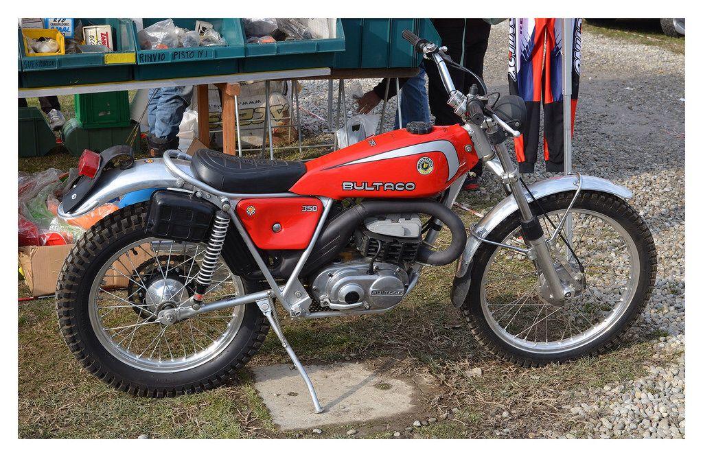 BULTACO 350 Sherpa Trial | Stuff | Trial bike, Trials