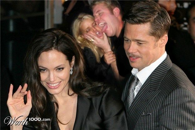 Top #24 Funniest Photobombs Celeb Edition - bukisa.com