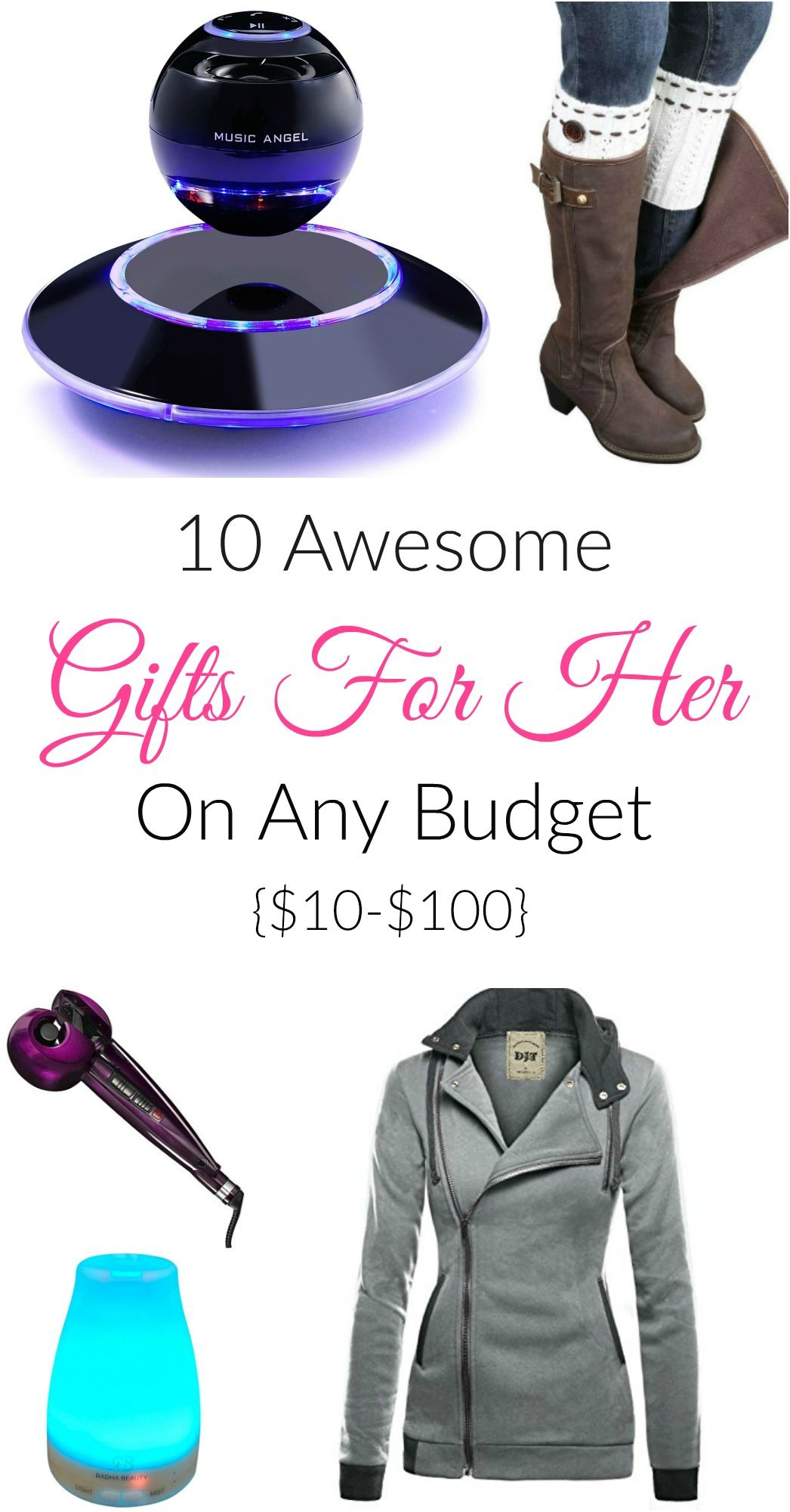 Wife christmas gifts under 100.00
