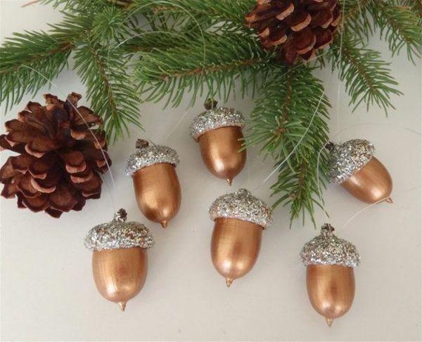 ▷ 1001+ Ideen und Bastelvorlagen für Weihnachtsbaumschmuck #christbaumschmuckbastelnkinder