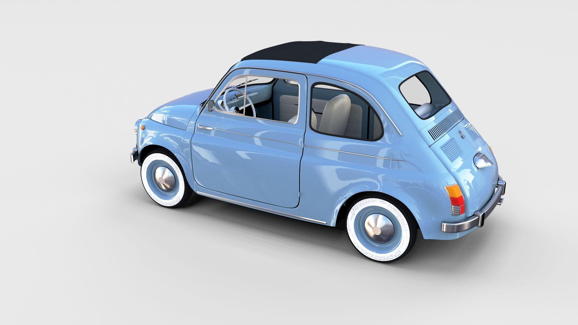 Fiat Nuova 500 1957 Rev With Images Fiat Logo Design Fiat 500