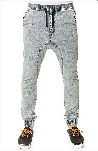 exclusive-denim-joggers-men-pants-streetwear-swag-jeans-brand-drop ...