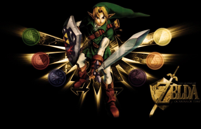 Zelda iphone wallpaper tumblr - Top Hd Legend Of Zelda Ocarina Of Time Wallpaper Games Hd Hd Wallpapers Pinterest Wallpaper