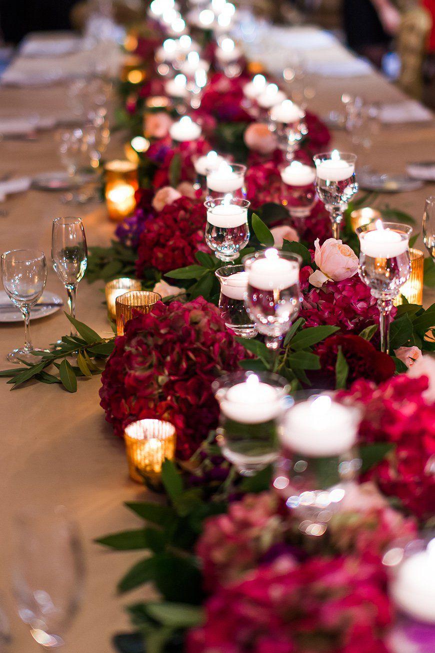 Wedding Ideas By Colour Burgundy Wedding Theme CHWV