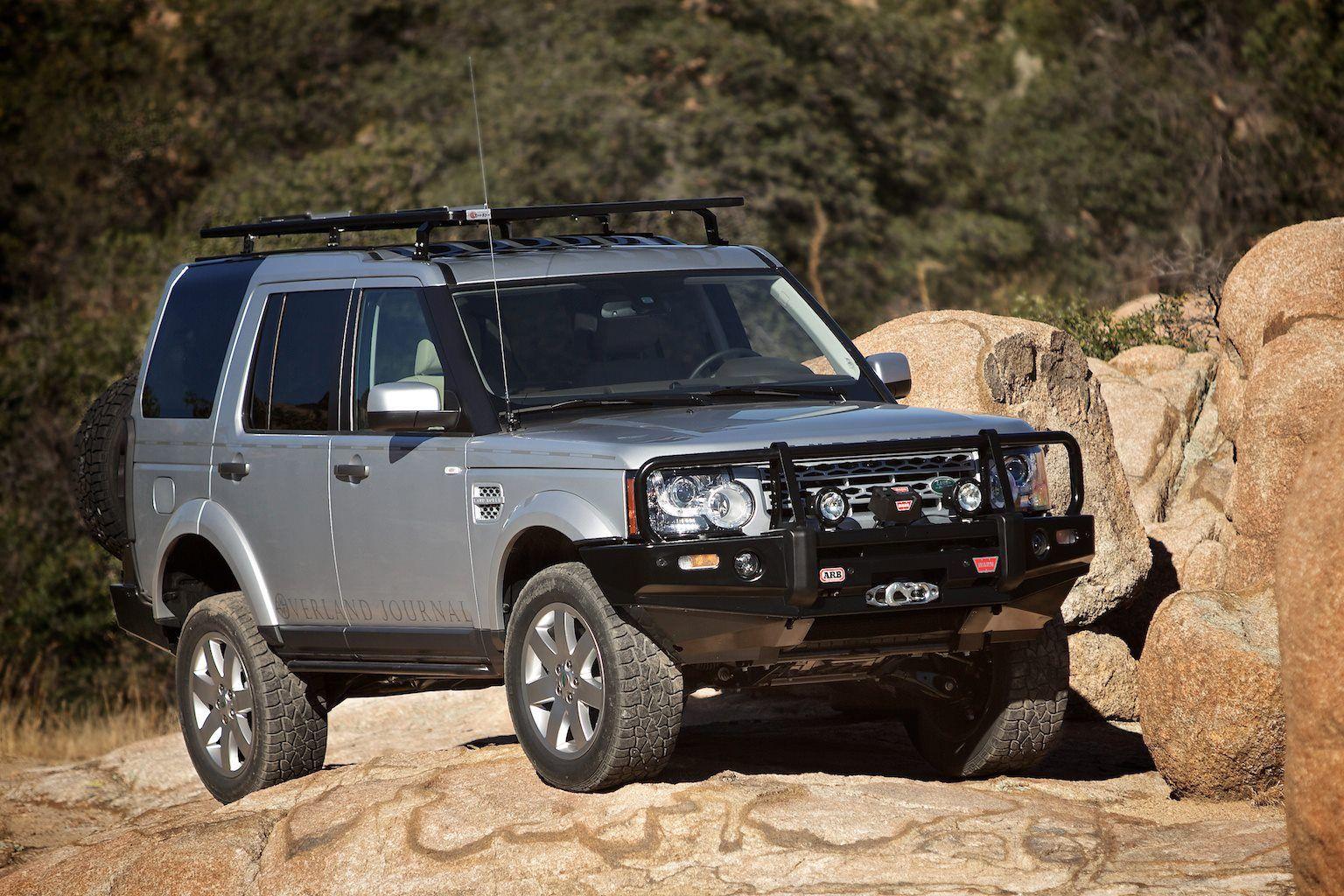 Land Rover Discovery 4 (LR4) Land rover, Land rover