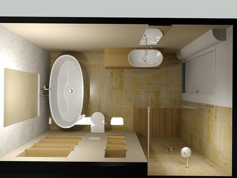 badkamer almere heeft een natuurlijke uitstraling. meer, Deco ideeën