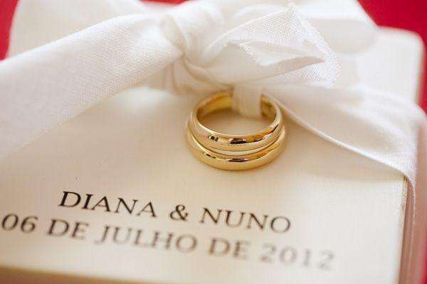 O casamento da Diana e do Nuno, em Ovar. #casamento #alianças #jóias