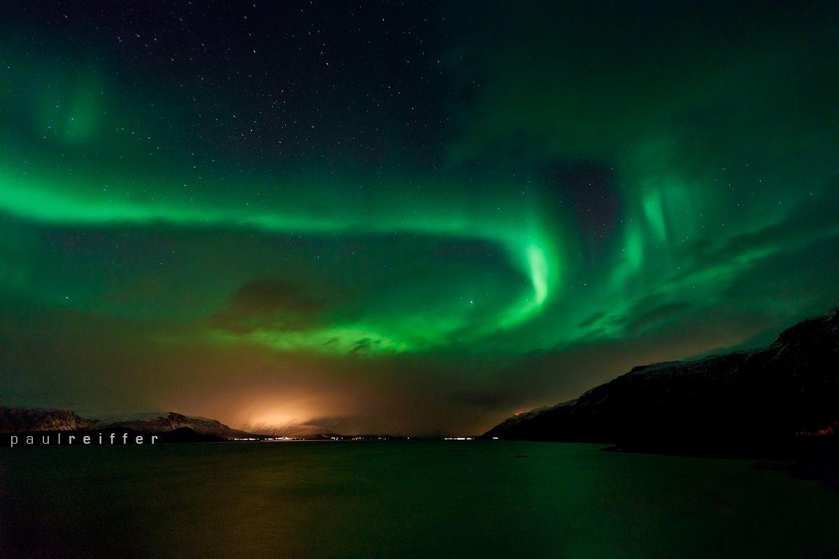 Aurora Borealis Northern Lights Night Wallpapers