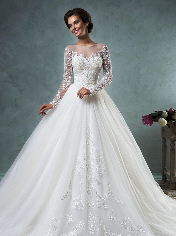 20 Gorgeous Amelia Sposa Wedding Dress Long Sleeve Ideas Long Sleeve Wedding Dress Lace Ball Gown Wedding Dress Wedding Dress Long Sleeve