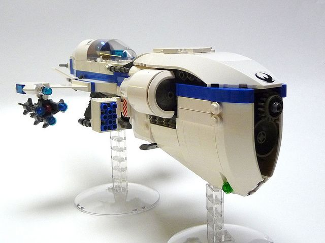 PCS SMAC Mk-II #flickr #LEGO #MOC #space #starfighter
