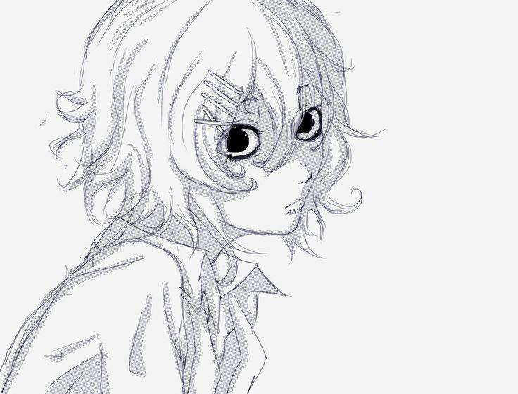 Resultado De Imagem Para Tokyo Ghoul Para Colorir