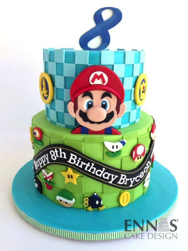 Mario Takes This Birthday On The Road Mario Pinterest Mario
