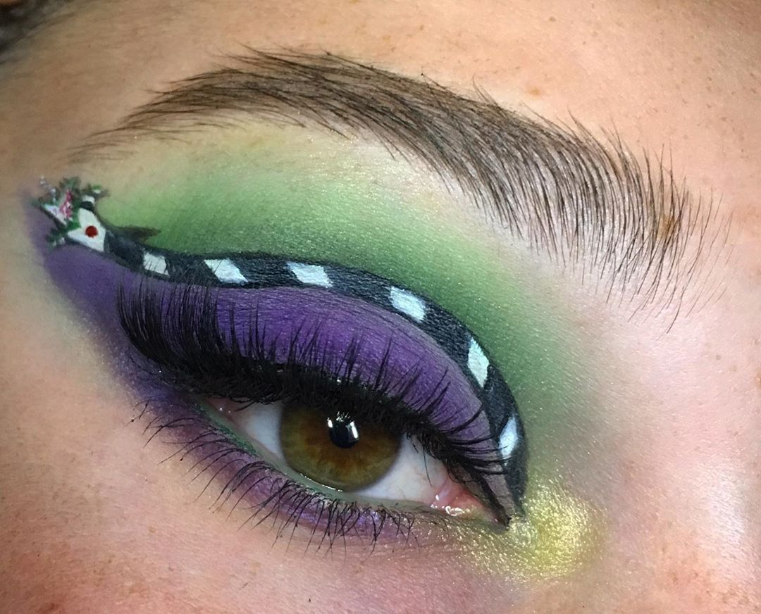 40 JawDropping Halloween Makeup Ideas (That Are Still