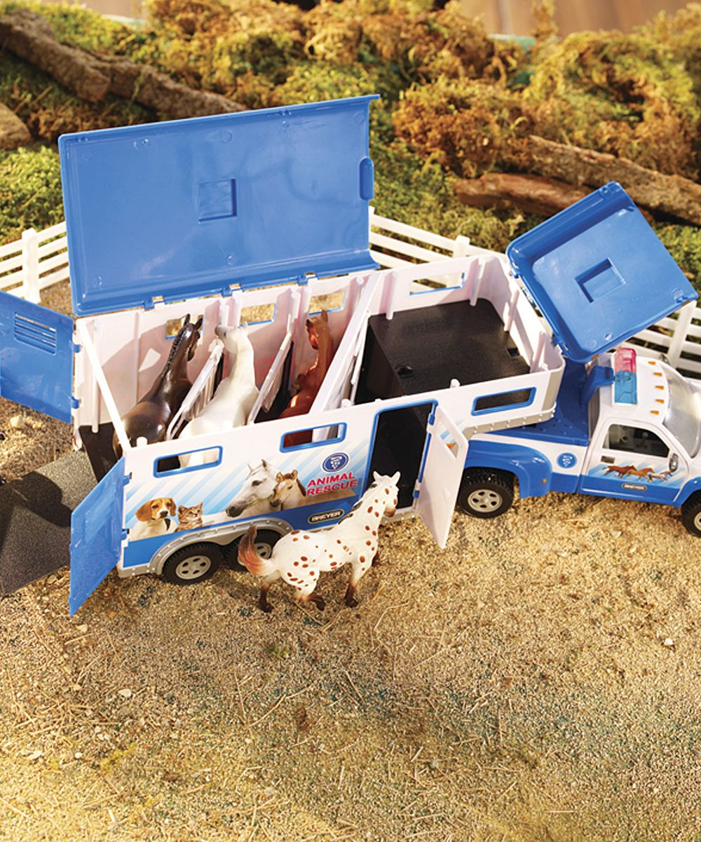 Animal Rescue Truck & Trailer | Daily deals for moms, babies and kids