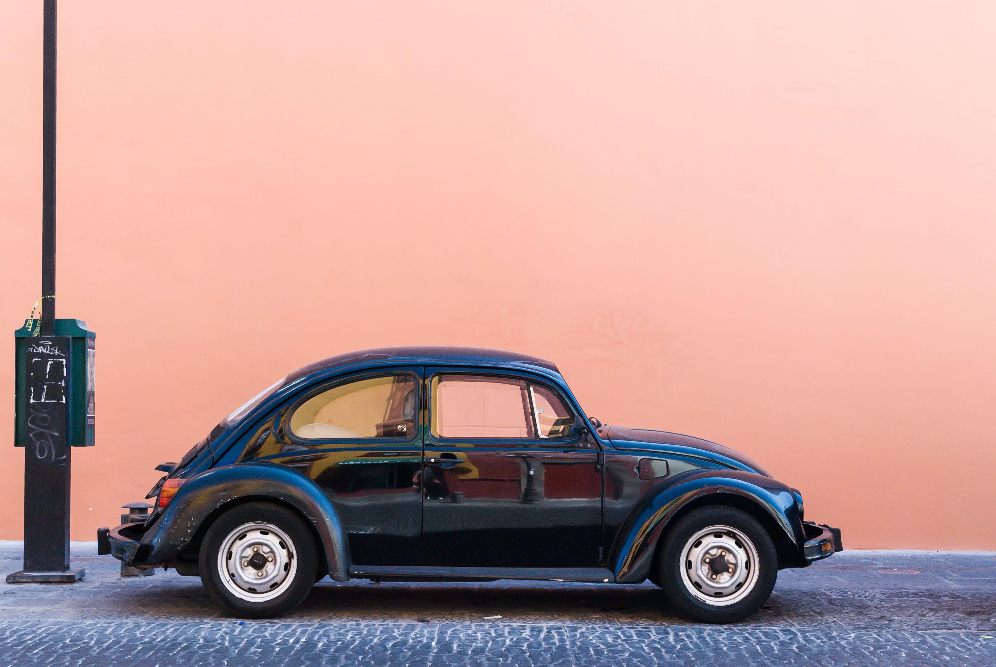 Lanmodo Vast 1080p Automotive Night Vision System Beetle Car