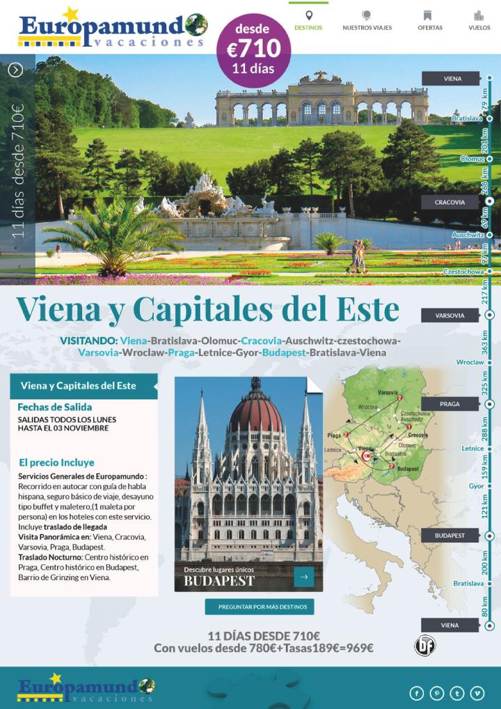 Viena y Capitales del Este: 11 días desde 710€ salidas todos los lunes ultimo minuto - http://zocotours.com/viena-y-capitales-del-este-11-dias-desde-710e-salidas-todos-los-lunes-ultimo-minuto-4/