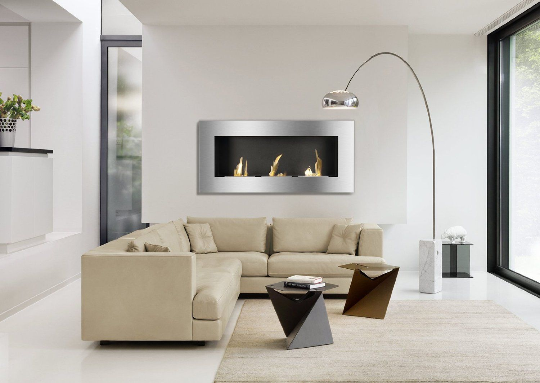 Amazon.com: Ignis Ventless Bio Ethanol Fireplace Optimum: Home & Kitchen