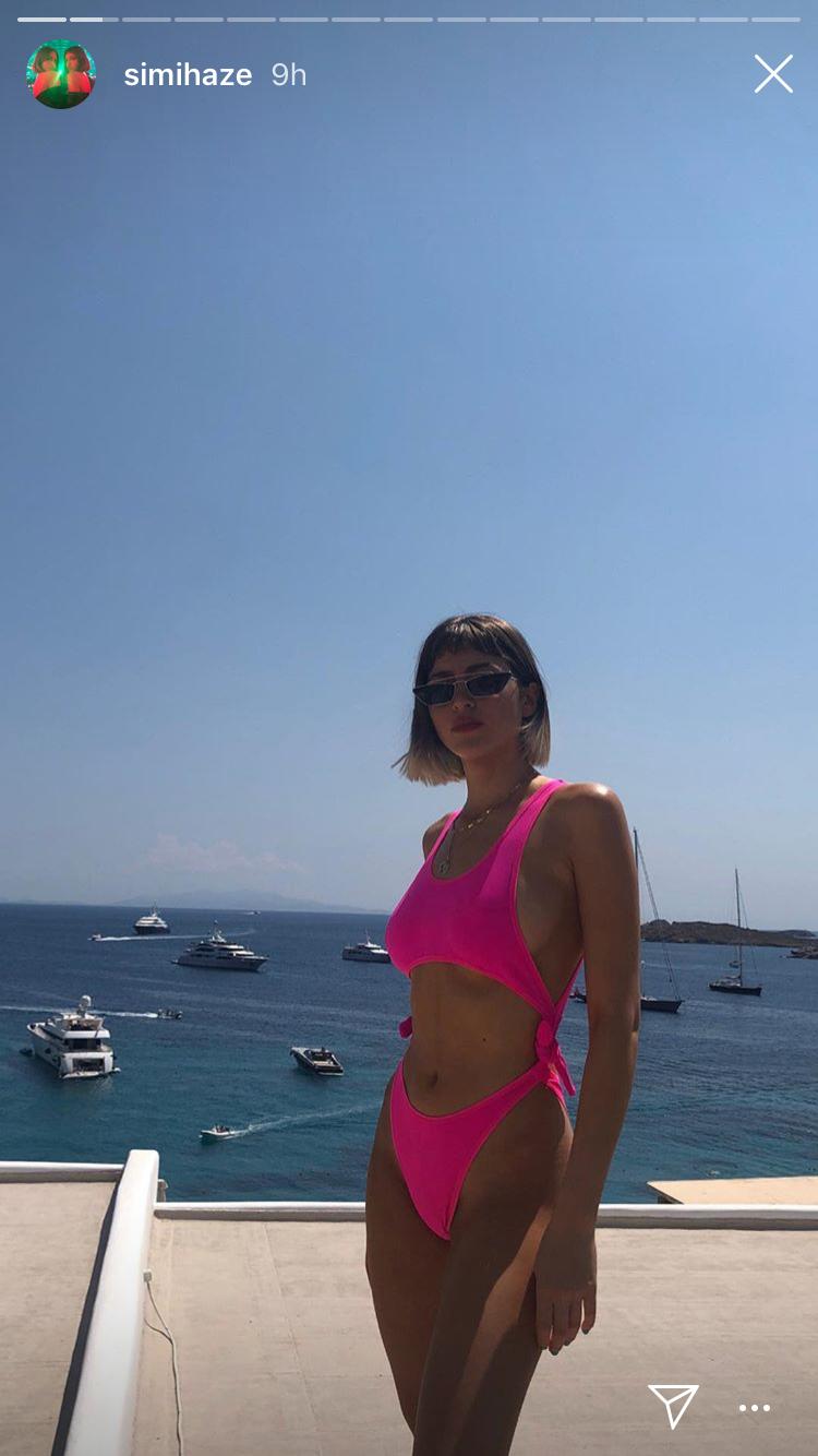 d2e3c88faeb Simi Haze, Fancy Dress, Pretty In Pink, Bathing Suits, Cl, Swimsuit