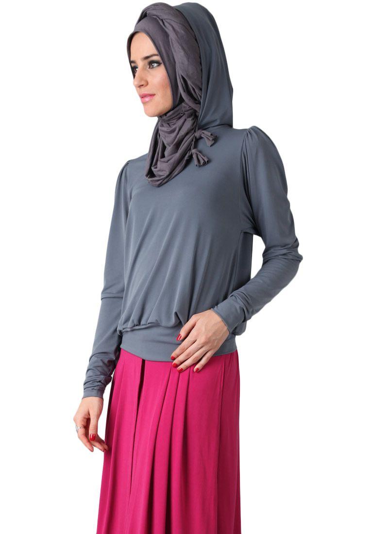 399 279k belanja pakaian wanita bellabaric by najua yanti blouse hoodie gabrielle zalora indonesia