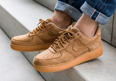 "64cede1a6a7b EffortlesslyFly.com - Online Footwear Platform for the Culture  The Nike  Air Force 1 Low ""Flax"" Is Back For Fall"