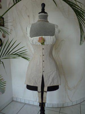 antique corset edwardian corset corset 1910 german