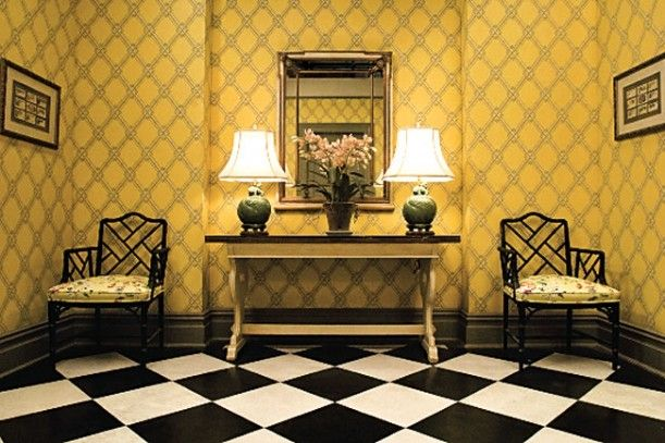 The Sets From The Scarlett Johansson Movie The Nanny Diaries