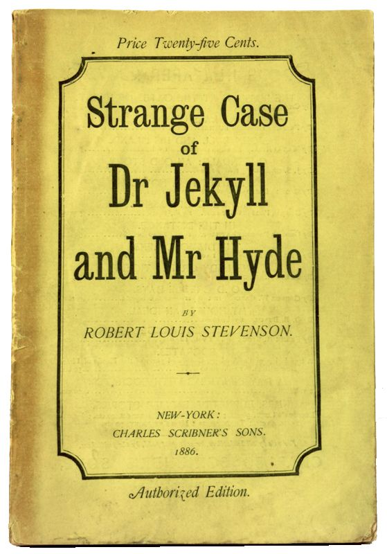 Read Dr Jekyll And Mr Hyde Rl Stevenson Pretty Good Book It