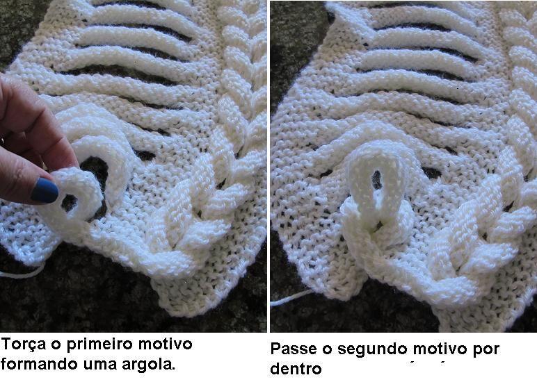 Sombrero y bufanda que hace punto de la técnica inusual. Mini MK. Comentarios: LiveInternet - Russian Servicio Diarios Online