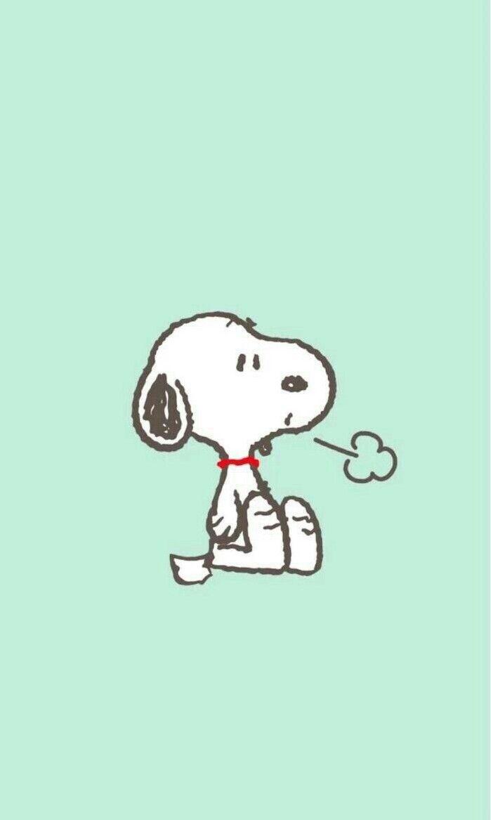 Snoopy Pumps Kartun Wallpaper Iphone Seni