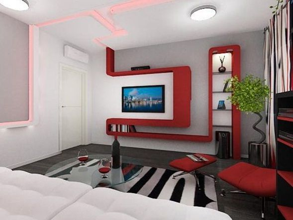 Salas Modernas para Apartamentos - Para Más Información Ingresa en