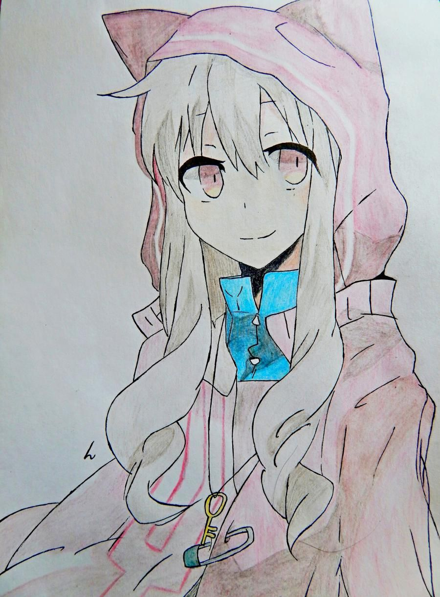 Фото аниме рисунок