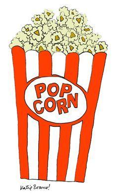 Resultado De Imagen Para Popcorn планеры ポップコーン イラスト