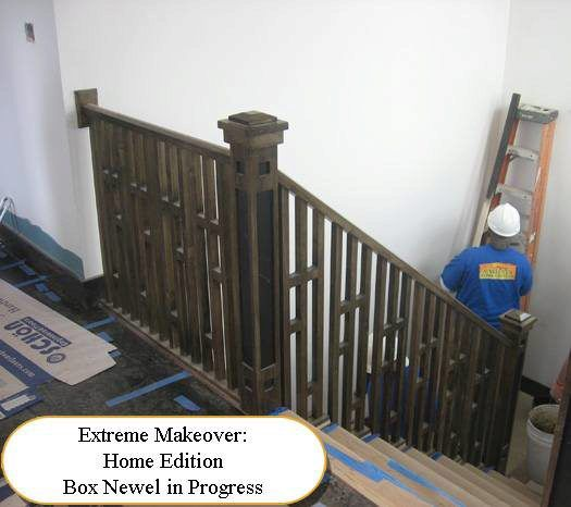 Beautiful Interior Staircase Ideas And Newel Post Designs: Wood Balusters, Railing Design