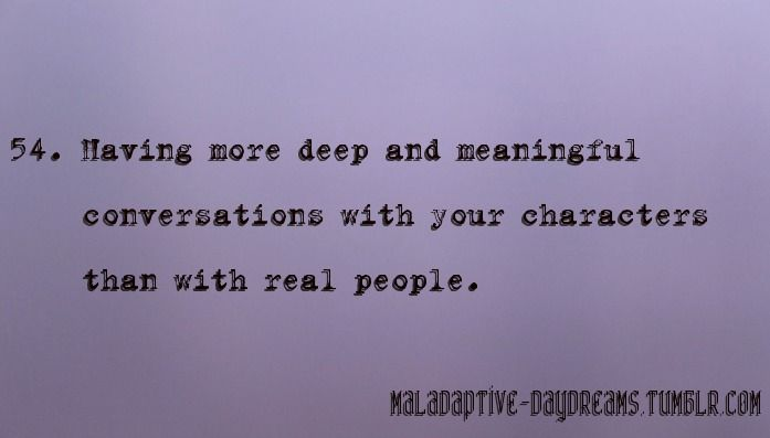Check out my new post : #Maladaptive #Daydreaming problems: Conversations