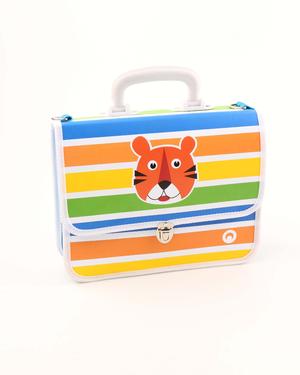 Whoop boekentas Tiger / cartable Tigre / schoolbag Tiger