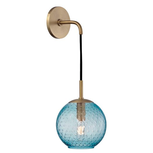 Found it at AllModern - Rousseau 1 Light Wall Sconce