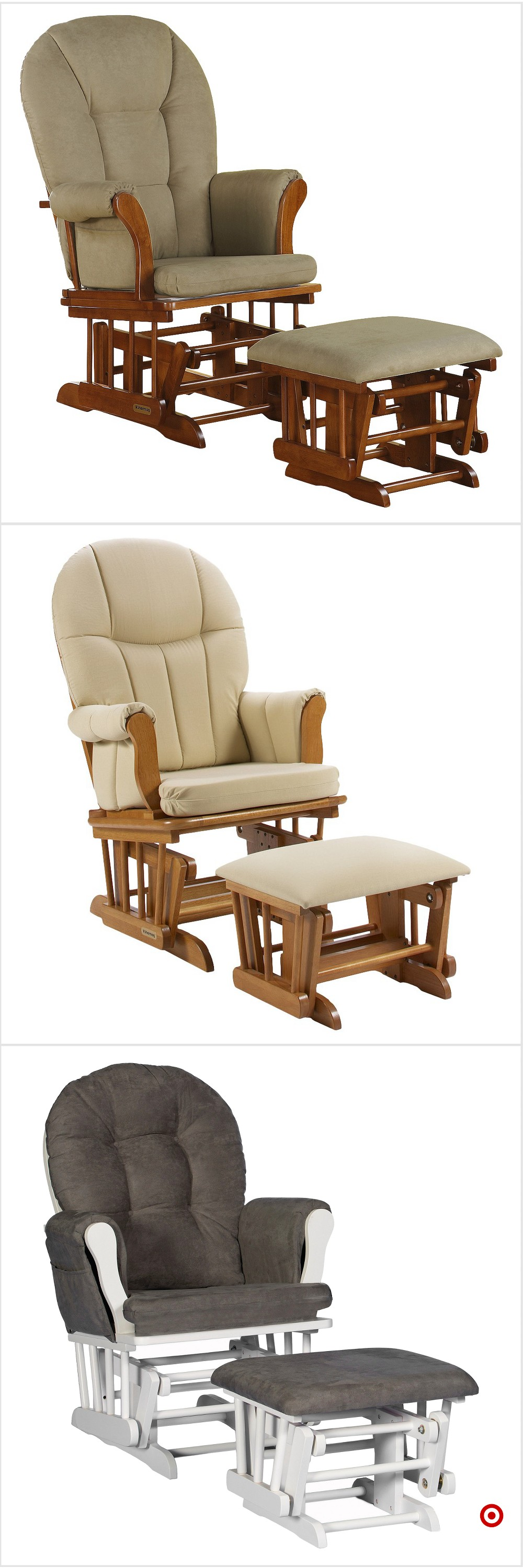 Shop Target for glider and ottoman set you will love at