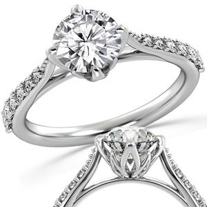 $800 engagement ring
