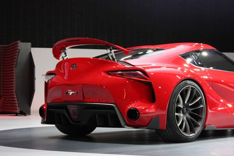 Toyota Supra 2016 >> 2016 Toyota Supra Price Specs Top Speed Release Date Toyota