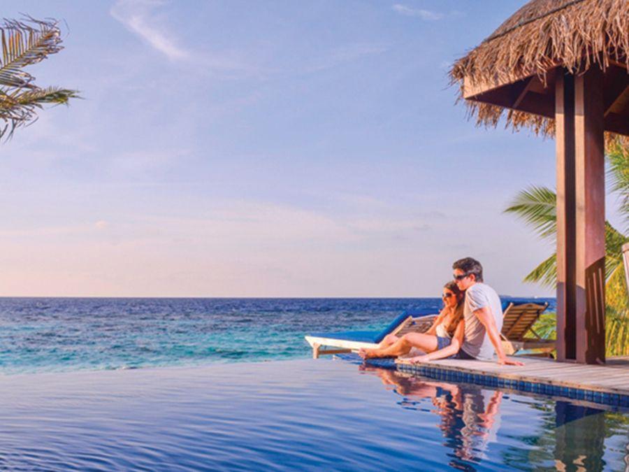 Bandos Maldives Jacuzzi Pool Villa Maldives Places To Go