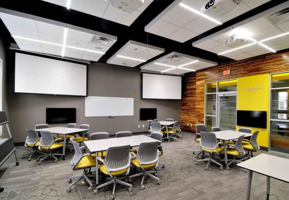 Image of University of Texas, Active Learning Classrooms ...